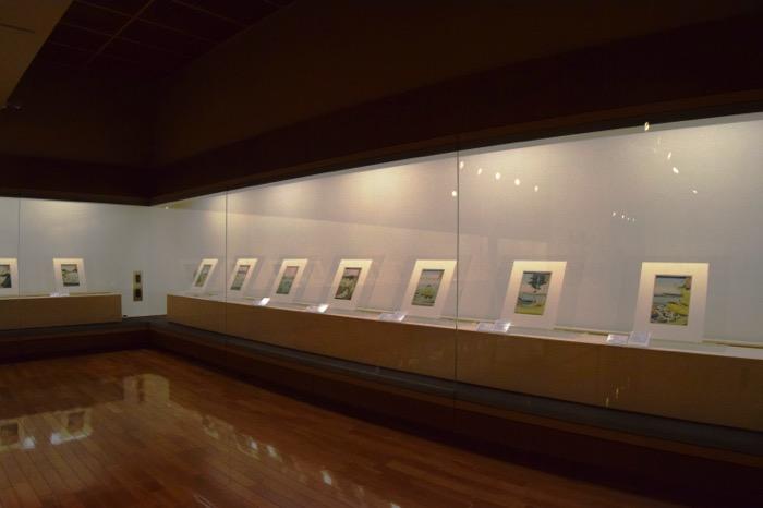 展示室の画像